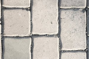 Texture paving stone background