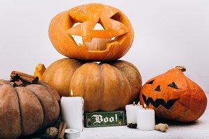 Halloween pumpikins