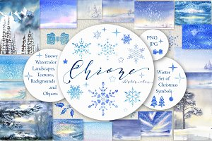 Chiona Snow Set