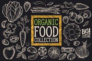 Organic Food Elements