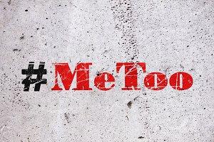 Trending hashtag Metoo