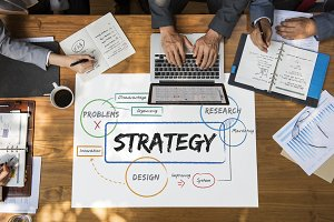 Planning Goals Strategy Solution