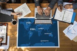 Enterprise Startup Concept