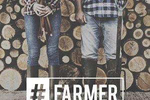 Gardening Farming Concept