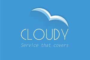 Cloudy Logo