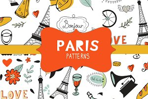 Paris patterns