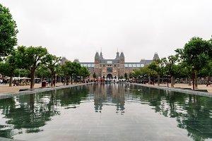 Rjksmuseum in Amsterdam