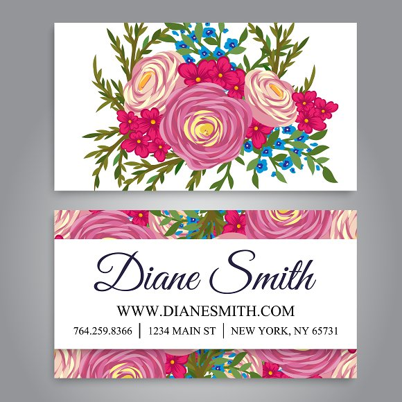 Business Card Temlate