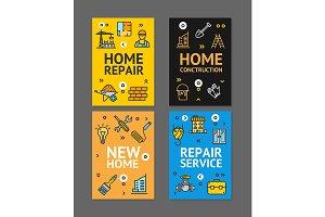 Home Repair Flyer Banner