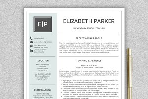 Teacher CV | Teacher Resume
