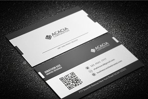 Adunik Business Card