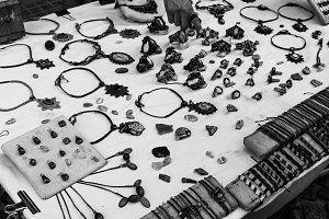 Necklaces Handcraft Detail