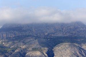 Mountains in Alicante