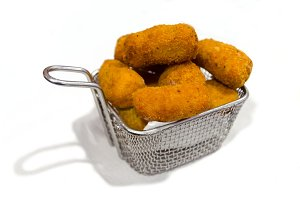 homemade croquettes
