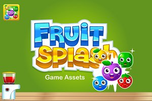 Fruit splash completed pack