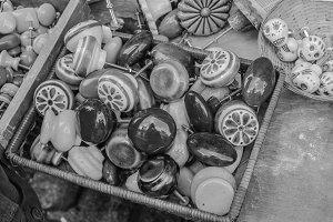 Doorknobs Vintage Detail