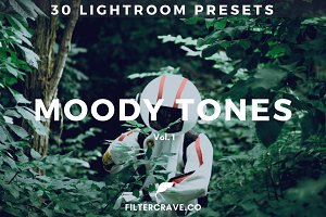 30 Moody Lightroom Presets I