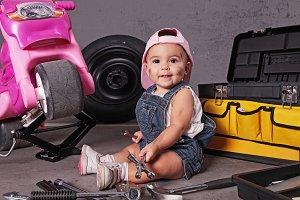 Mechanic baby