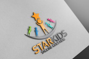 Star Kids Logo