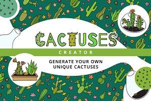 Cactuses creator