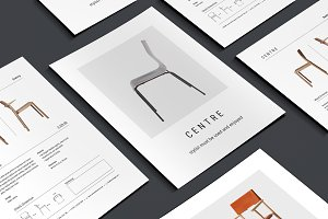 C E N T R E — Furniture Flyer
