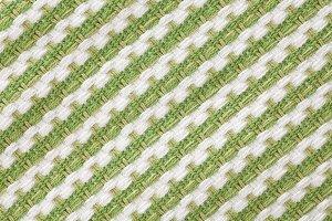 Tea cloth textile background macro