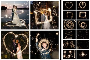 Digital Sparkler Collection