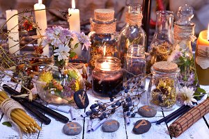 Wicca and divination 1