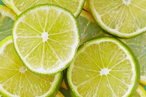 Lemon Lime Slices