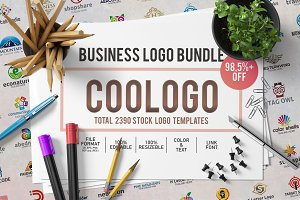 Cool Logo Bundle - 99%+ OFF