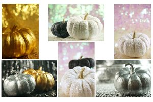 Halloween Pumpkin Photo Pack