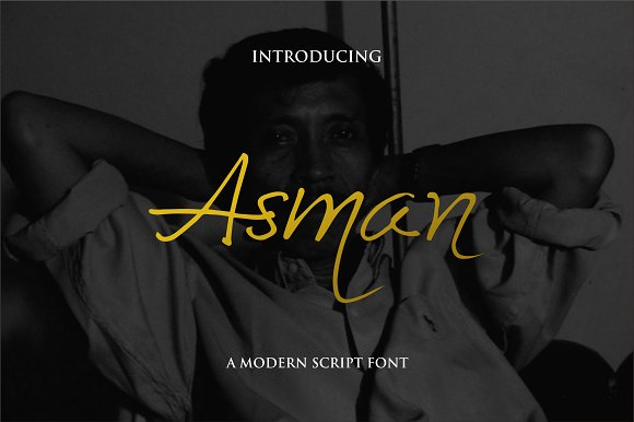 Asman Script (New)