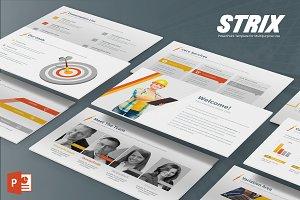 Strix Powerpoint Template