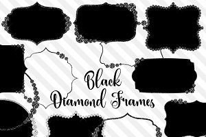 Black Diamond Frames