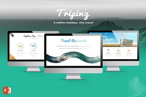 Triping - Powerpoint Template