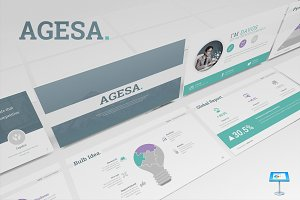 Agesa Keynote Template