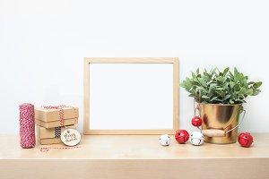 Christmas Frame Horizontal
