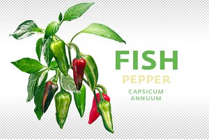 Fish pepper
