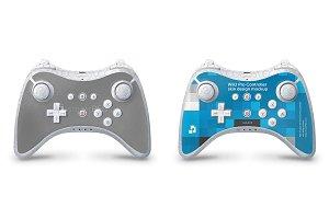 Nintendo WiiU Pro Controller Skin