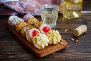Catalan small cakes