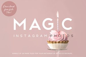 ANIMATED Instagram Photos+FREE FILE