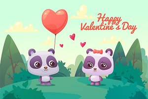 Happy Valentine's Card