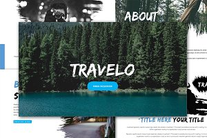 Travelo Premium Powerpoint