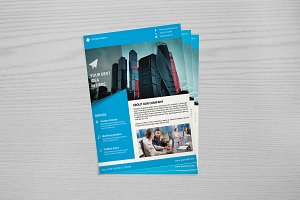 Corporate Flyer Template -V640