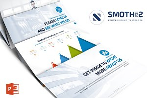 Smothez - Powerpoint Template