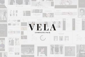 Vela Complete Pack