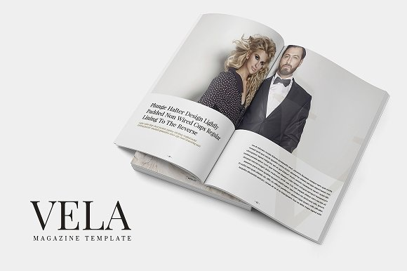 Vela Complete Pack in Presentation Templates - product preview 4