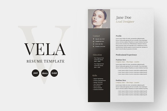 Vela Complete Pack in Presentation Templates - product preview 6