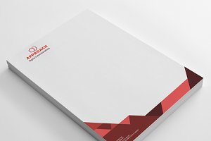 Approach Business Letterhead