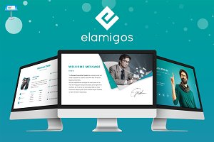 Elamigos - Keynote Template